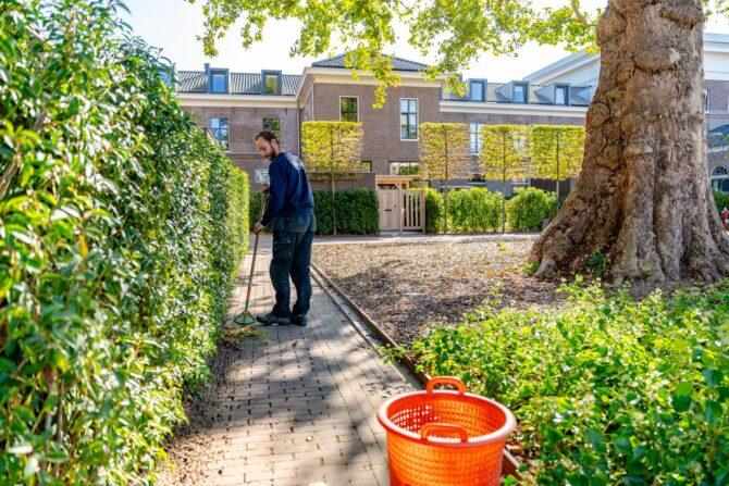Beheer en groenonderhoud Rijksmonument onderhoud buitenruimte