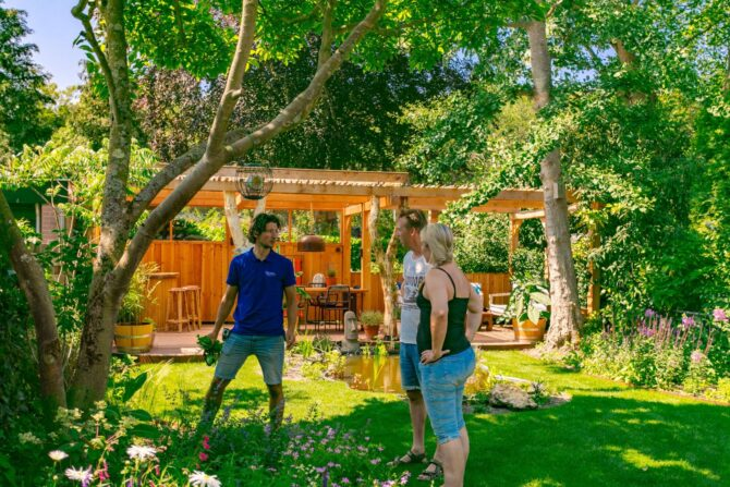 Onderhoud buitenruimte tuin