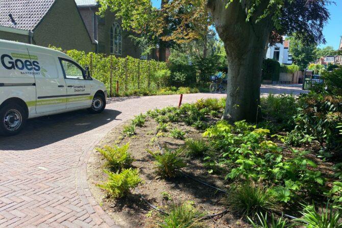 Onderhoud tuin en buitenruimte